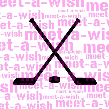 Glitzertattoo und Airbrush Schablone - Eishockey