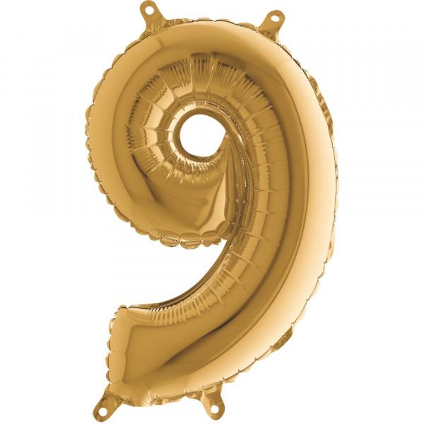 Zahl 9