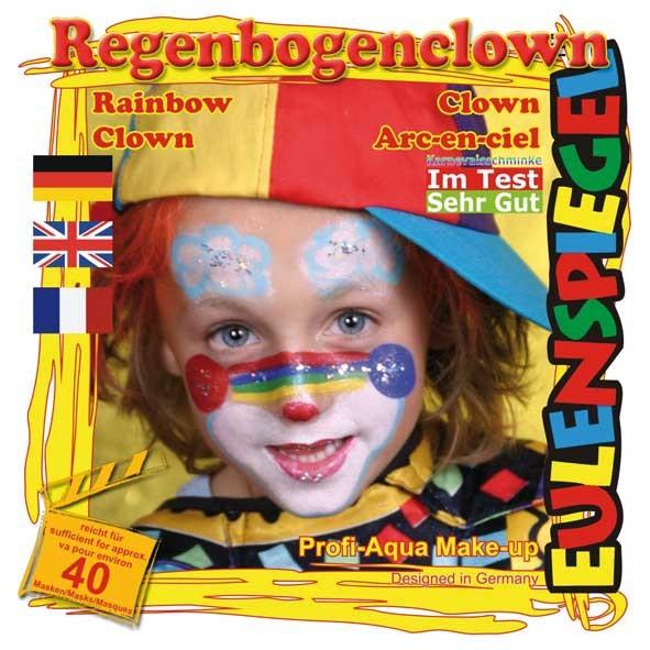 Regenbogenclown