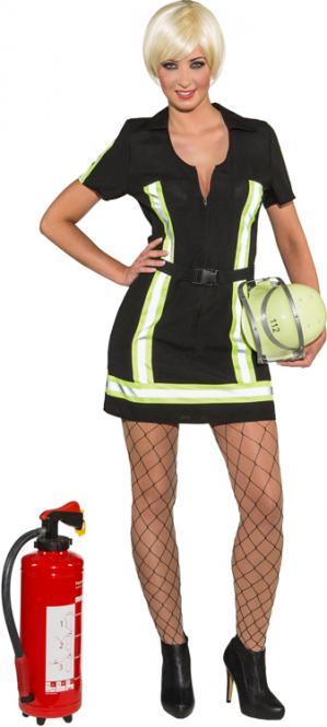 Feuerwehr Lady Frauen Fasching Kostume Meet A Wish