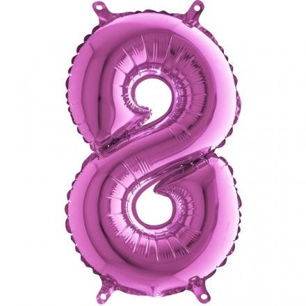 Zahl 8