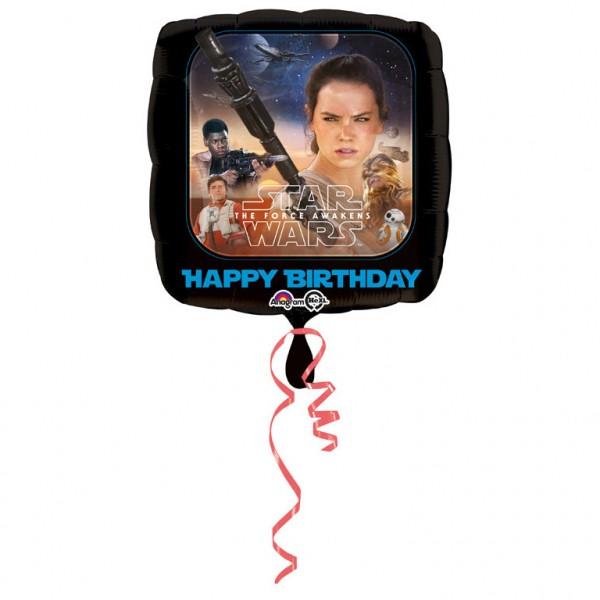 Star Wars Episode VII Happy Birthday