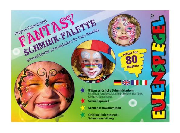 Fantasy Schmink-Palette