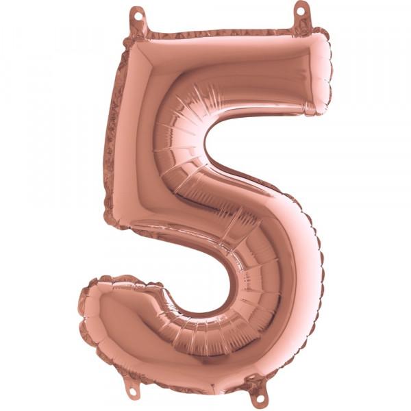 Zahl 5