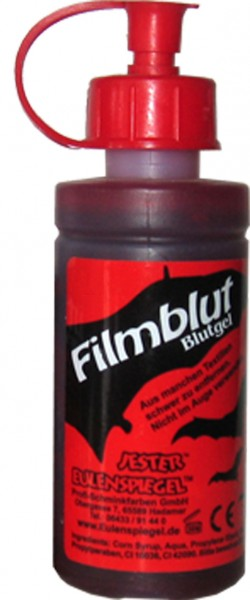 Filmblut - Blutgel dunkel