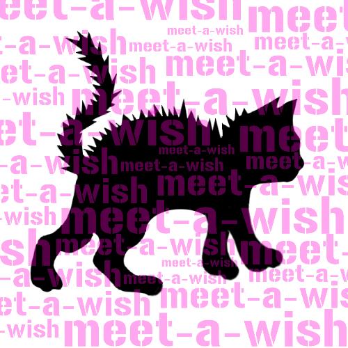 Glitzertattoo und Airbrush Schablone - Helloween Katze
