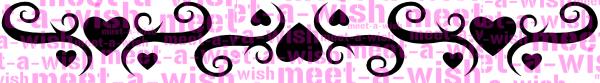 Glitzertattoo und Airbrush Schablone - Armband Love
