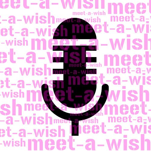 Glitzertattoo und Airbrush Schablone - Microfon