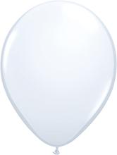 Luftballon - Ø 30cm - Pearl Weiß