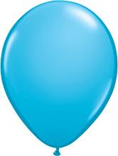 Luftballon - Ø 30cm - Hellblau
